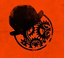 Clockwork Orange by Barbadifuoco