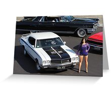 Buick GSX Greeting Card