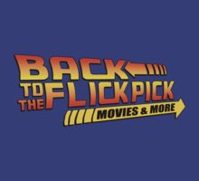 Back To The Flick Pick  T-Shirt