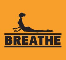Yoga: Breathe T-Shirt