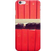 Red Book Display iPhone Case/Skin