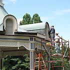 Roof Repairs by Monnie Ryan