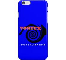 Vortex Surf & Slurp Shop 1 iPhone Case/Skin
