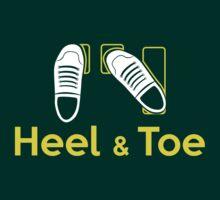 Heel & Toe (1) by PlanDesigner