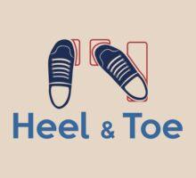 Heel & Toe (3) by PlanDesigner