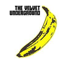 Velvet Underground Photographic Print