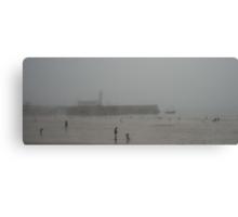 Scarborough Sea Fret Canvas Print