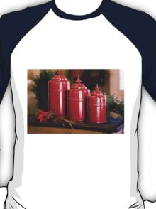 Red Pots T-Shirt