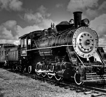 Old Steam Locomotive 108  by thomr