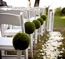 Wedding Aisle by Vintagee