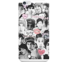 Luke Brooks Collage iPhone Case/Skin