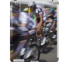 Bicycle race iPad Case/Skin