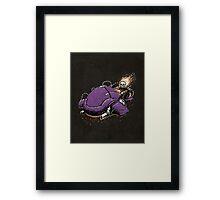 Master Rider Framed Print