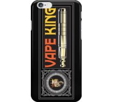 The Vape King iPhone Case/Skin