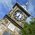 Aberdour Clock Tower by Francis  McCafferty This is Fife!
