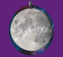 Walk the moon to space  by SasquatchBear