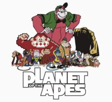 Planet of the Apes? by gamac74