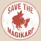 Save the Magikarp! by Teague Hipkiss