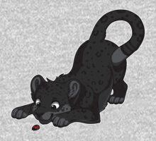 Little Black Leopard by etuix