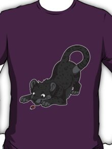 Little Black Leopard T-Shirt