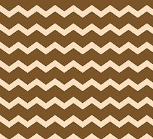 Yoohoo chevron pattern by o2creativeNY
