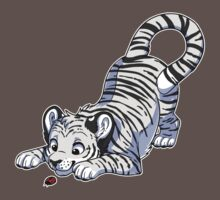 Little White Tiger by etuix