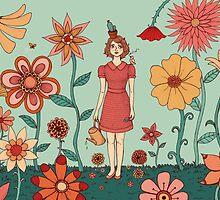 Welcome to my garden by stardixa