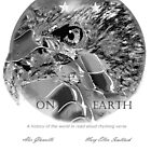 TESTAMENT OF TIME VOLUME V: ON EARTH COVER by alex glanville