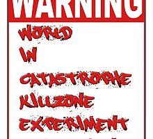 Maze Runner - WICKED sign by Mellark90