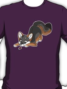 Little Grey Fox T-Shirt