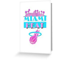 Heat Vice Sky High Greeting Card