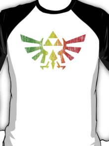Rasta Triforce T-Shirt