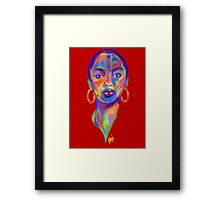 Lovers Rock Framed Print