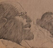 Breaking Bad - Walter and Jesse by Francisco  Neto