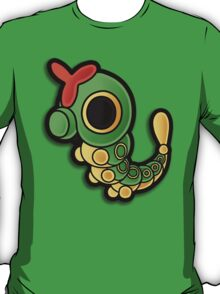Paper Caterpie T-Shirt