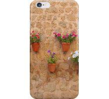 The Flower Pots Of Valldemossa iPhone Case/Skin