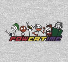 """Super Cool"" Powertime Logo by PowerMadGamer"