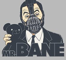 Mr. Bane by triagus