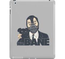 Mr. Bane iPad Case/Skin