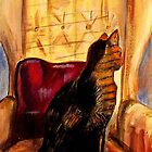 Alley Cat's Sunny Chair by hickerson