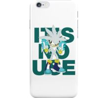 """It's No Use!"" SFW Version iPhone Case/Skin"