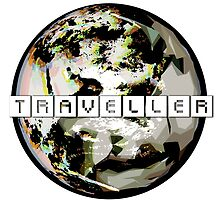 """Traveller"" Album Art Merch by noahhk"