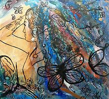 Butterfly Project by Colleen Cernik