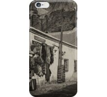 Comedor - antique style iPhone Case/Skin
