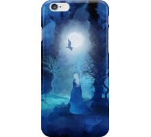 The Magician by Viviana Gonzales and Paul Kimble iPhone Case/Skin