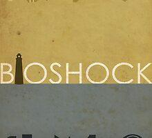 Bioshock Poster by AdmiralFlapPlak