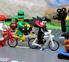 Dracula's Tour de France by themindfulart