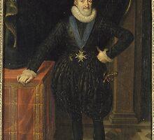 King Henry IV of France by PattyG4Life