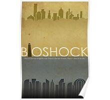 Bioshock Poster (Variant)  Poster