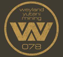 Weyland Yutani Mining by morph99